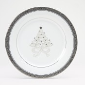 Holiday Accent Plate