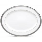 Oval Platter, 29.4 cm