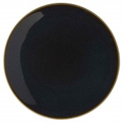Clouded Smoke - Coupe Dinner Plate, 27cm