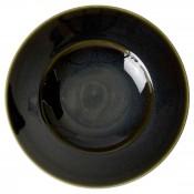 Clouded Smoke - Rim Soup Bowl, 27cm