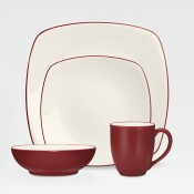 4 Piece Place Setting - Square
