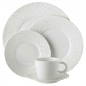 5 Piece Place Setting - White
