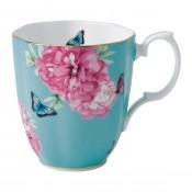 Turquoise Vintage Mug, 10.5cm, 400ml