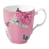 Pink Vintage Mug, 10.5cm, 400ml