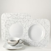 5 Piece Place Setting - Combi Cup