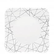 Square Dessert/Salad Plate, 21cm