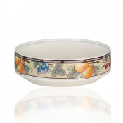 Round Open Vegetable Bowl, 21.5cm