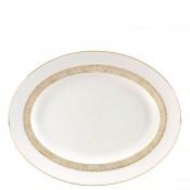 Oval Platter, 35x27.5cm