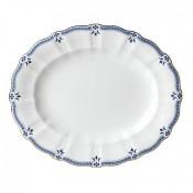 Large Oval Platter, 38 cm
