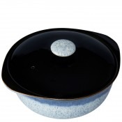 Round Covered Casserole Bowl, 28.5x25cm, 2.2L