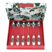 Set/6 Teaspoons, 15cm