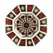 Octagonal Dessert Plate