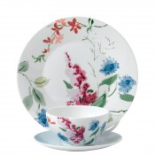 3 Piece Tea Set - Cornflower