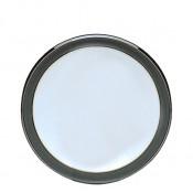 Black - Bread & Butter/Side/Tea Plate, 18.5cm