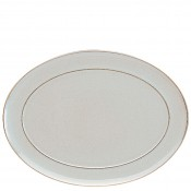 Oval Serving Platter, 37.5x28cm