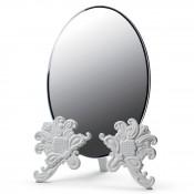Vanity Mirror, 41cm - White