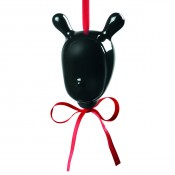 The Black Guest Ornament, 10cm
