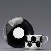 Teacup & Saucer, 240ml - Design V/I