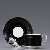 Teacup & Saucer, 240ml - Design II