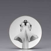 Coupe Tidbit/Side/Small Plate, 16.5cm - Design I