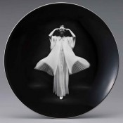 Coupe Platter/Large Plate, 31cm - Design I