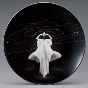 Coupe Platter/Large Plate, 31cm - Design II