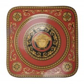 Square Serv.Plate.33cm.Angular,Imp.