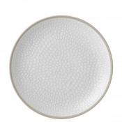 Hammer White - Dessert/Salad Plate, 22cm
