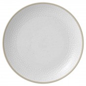 Hammer White - Dinner Plate, 27cm