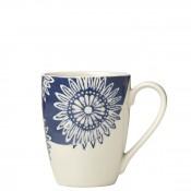 Mug, 11cm, 415ml - Indigo