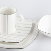 4 Piece Place Setting, 17.8 cm
