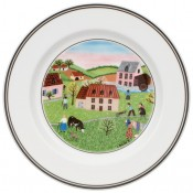 Bread & Butter/Side Plate #2 - Spring Morning, 17cm