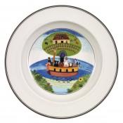 Rim Soup Bowl #2 - Noah's Ark, 23cm