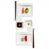 Moments - 8-Piece Sushi for Two Entertaining Set