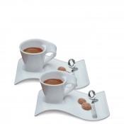 Caffe - 6-Piece Espresso for Two Set