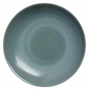 Ocean Whisper - Coupe Low/Shallow Serving Bowl, 31cm