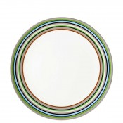 Dessert/Salad Plate, 20cm - Brown