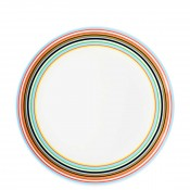 Dessert/Salad Plate, 20cm - Orange