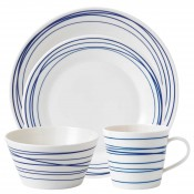 4 Piece Place Setting - Lines