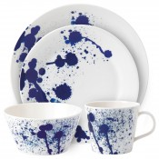 4 Piece Place Setting - Splash