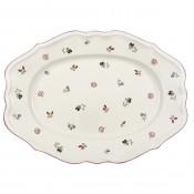 Large Oval Platter, 44 cm