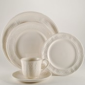 5 Piece Place Setting - Tall Cup