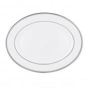 Large Oval Platter, 40.5 cm
