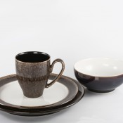 4 Piece Place Setting - Cereal/Large Mug