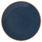 Pressed Mulberry - Coupe Dinner Plate, 27cm