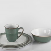 4 Piece Place Setting - Coffee Beaker