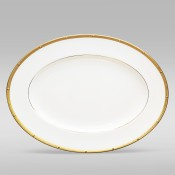 Medium Oval Platter, 31 cm