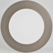 Charger/Service Plate, 33cm - Platinum