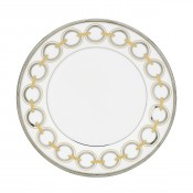 Links Accent Plate, 23 cm