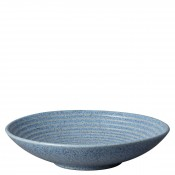 Ridged Coupe Pasta Bowl, 25.5cm, 1L - Flint - Medium